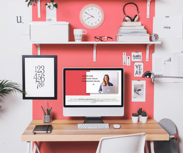 Diseño web personalizado | GlopDesign