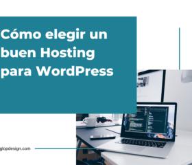 Cómo elegir un buen hosting para WordPress GlopDesign