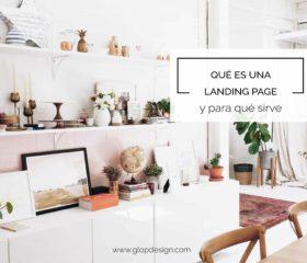 Qué es una landing page y cómo diseñar una